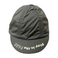 THE PARK SHOP / KICKBOY CAP PSG-64  olive  black  KIDS FREE