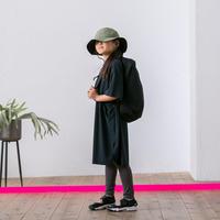 MOUN TEN. / seed stitch dress MT201015-a black 95.110.125.140