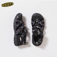 KEEN☓THE PARK SHOP / 20ss Seacamp black 15cm-23.5cm