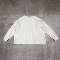 nunuforme /アドレス刺繍Tnf14-808-600 White 95.105.115.125.135.145