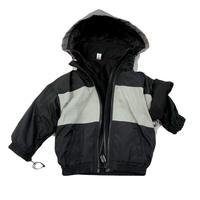 THE PARK SHOP / LAYERBOY JACKET TPS-338 black M(adults).L(adults)