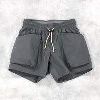 MOUN TEN. /coolmax pique shorts MT201026-a charcoal 95.110.125.140