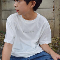 SWOON / swoonプリントT sw15-800-500A OffWhite F(160cm)