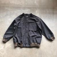 SWOON / スナップボタンシャツジャケット sw14-506-015 Charcoal S.M.L.XL