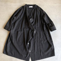 nunuforme / シャツコートnf13-212-091A  Black F(WOMENS)