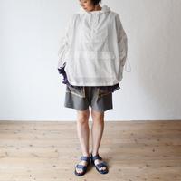 nunuforme /バイカラーショートパンツnf13-629-088A Gray F(WOMENS)