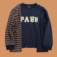 THE PARK SHOP / BROKEN PARK L/SL TPS-321 navy 95.105.115.125.135