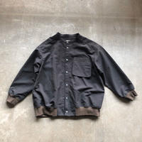 SWOON / スナップボタンシャツジャケット sw14-506-015A Charcoal F(WOMENS)