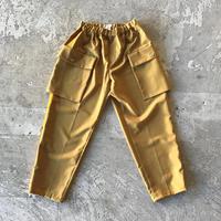 SWOON / サイドポケットパンツsw15-609-025A Mustard F(WOMENS)