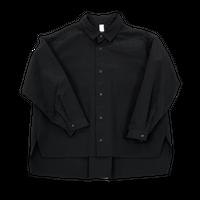 MOUN TEN. / grosgrain shirts MT202004-a black 110.125.140