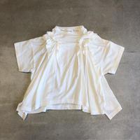 nunuforme / シャーリングT nf13-982-512A WhiteF(WOMENS)