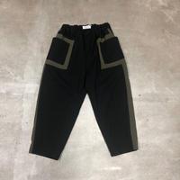 nunuforme / チェンジテーパードパンツnf14-634-095A Charcoal F(WOMENS)