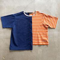 nunuforme / アシンメトリー T nf15-812-607A  Beige Orange 1(155),2(F/160)