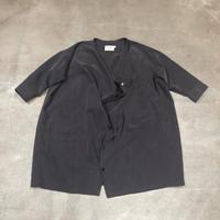 nunuforme / シャツコートnf14-212-100A Charcoal F(WOMENS)