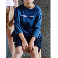 SWOON / トッドTee sw13-805-501A Navy F(WOMENS)