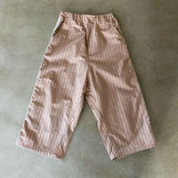 nunuforme / サイドテープストレートパンツ nf15-635-119 Pink 105.115.125.135.145
