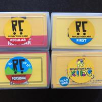 リフレクションカード®4種類セット