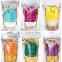 フェリシエッタビスケット 6種類 各1個(グルテンフリー3種類&小麦の恵み3種類)