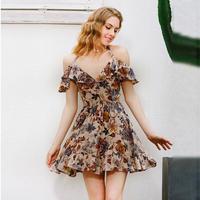 floral  kiss ドレス