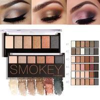 smokey eyes 6色パレット