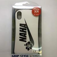 沖縄限定★NAHA★iPhoneケース★XR 6.1 inch★ブルージェニック