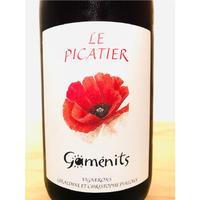 🍷ナチュラルワイン(赤)🍷 Le Picatier Gamenits2016 / ルピカティエ ガメニッツ(フランス)