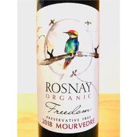 🇦🇺オーガニックワイン (赤)🇦🇺   ROSNAY ORGANIC /  Freedom Mourvedre 2018     🍀【BIO】酸化防止剤無添加