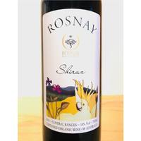 🇦🇺オーガニックワイン (赤)🇦🇺    ROSNAY ORGANIC / Shiraz 2012   🍀【BIO】
