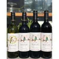 🇦🇺<オーガニックワイン >🇦🇺 ROSNAY ORGANIC  / 酸化防止剤無添加ワイン 赤・白4本セット    🍀【BIO】