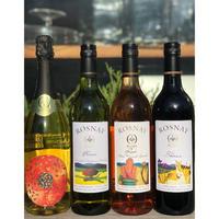 🇦🇺<オーガニックワイン >🇦🇺 ROSNAY ORGANIC  / スパークリング・白・赤・ロゼ4本セット    🍀【BIO】