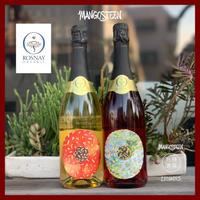 🇦🇺<オーガニックワイン>🇦🇺  ROSNAY ORGANIC  /  スパークリングワイン2本セット     🍀【BIO】