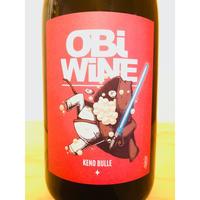 🍷ナチュラルワイン(白泡)🍷 GESCHICKT  / OBI WINE KENO BU 2018 (フランス)