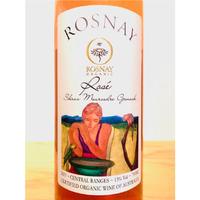 🇦🇺 オーガニックワイン (ロゼ)🇦🇺   ROSNAY  ORGANIC / Rosnay Rose 2017   🍀【BIO】