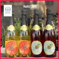 🇦🇺ROSNAY スパークリングワイン【4本セット10%OFF】(ロゼ・ビオディナミ農法)