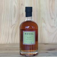 【バーボン】🇺🇸KOVAL Single Barrel Whiskey Bourbon コーヴァル シングルバレル フォーグレーン
