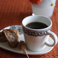 ブラックレース コーヒーカップ&ソーサー