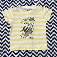 パンダ前進 KIDS Tshirts