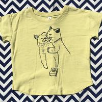 ガブ猫 KIDS Tshirts