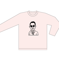 隣のおじさん/LONG SLEEVE TSHIRTS