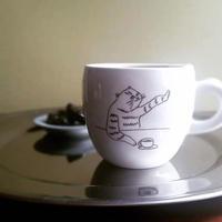 猫モカ COFFEEマグカップ