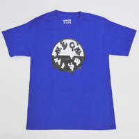 MOONRISE MELTED LOGO  T-SHIRT
