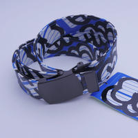 FABRIC MQ BELT