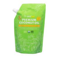 プレミアムココナッツオイル 460g *オーガニック・無添加*