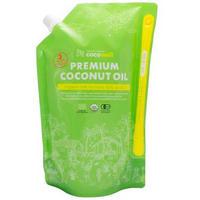 プレミアムココナッツオイル 1840g *オーガニック・無添加* <たっぷり使える、エコでお得なビッグサイズ>