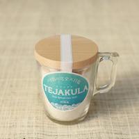 TEJAKULA・バリ島の完全天日塩  <あら塩> マグカップ入り160g