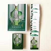 【完売】野草からのラブレター『YASOUオラクルカード』