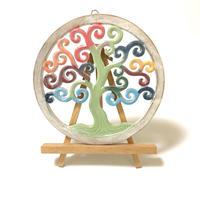 『オールマイティ』生命の樹 ツリーオブライフ 【colour tree】
