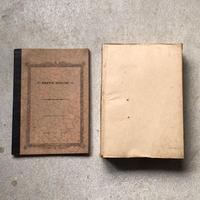 ヴィンテージ 大学ノートB5サイズ  デッドストック 未使用品 10冊セット  メーカー年代不明