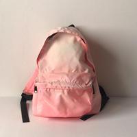 Herve Chapelier エルベシャプリエ daypack デイパック978AKI (978N) コーラルピンク バックパック リュックサック  ヴィンテージ エルベ  90s  中古品