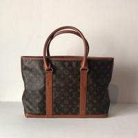 LOUIS VUITTON ルイヴィトン ウィークエンドPM M42425 中古 ヴィンテージ ピッグスキン  トートバッグ 鞄  made in france